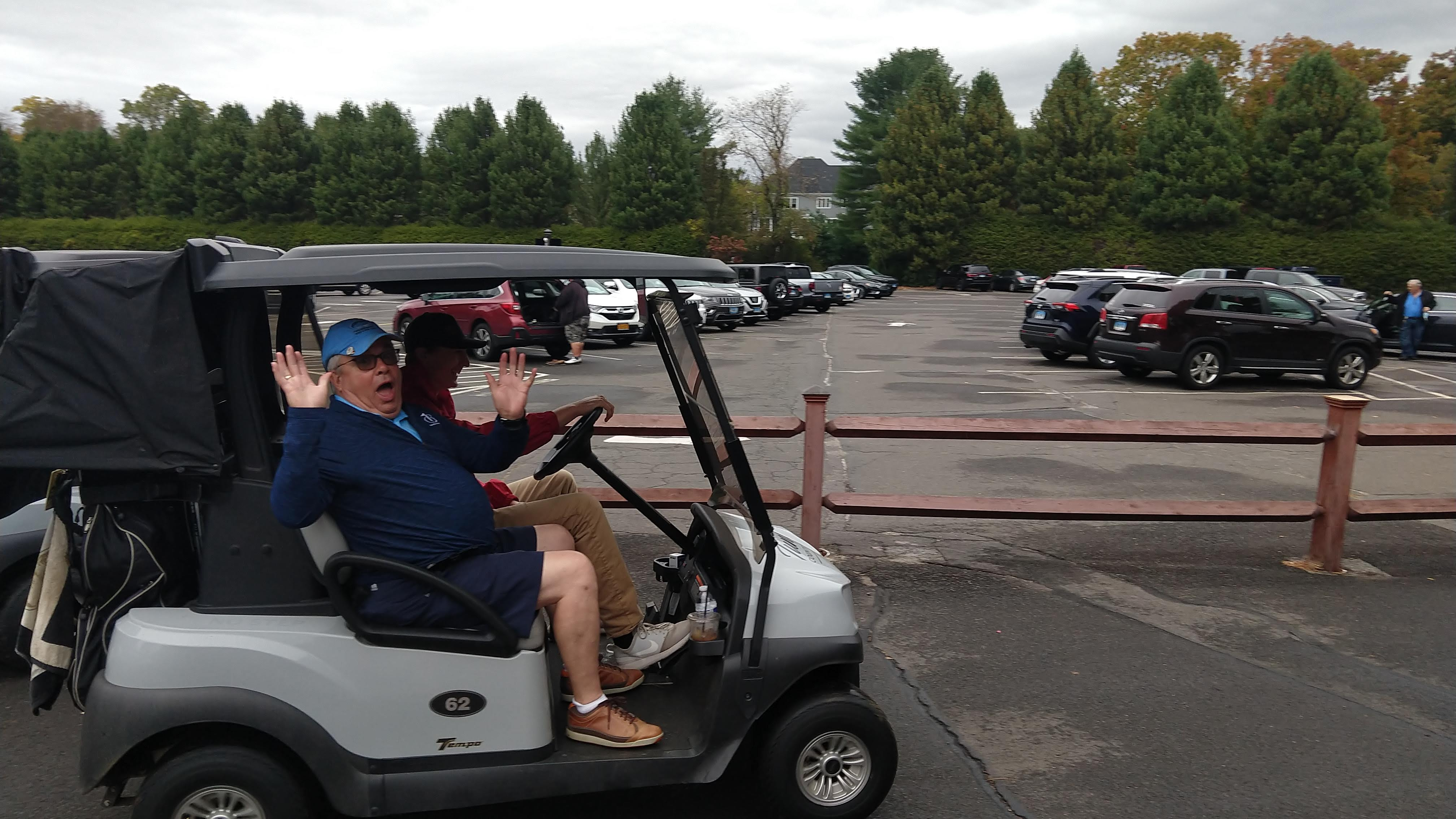 Ron-in-cart