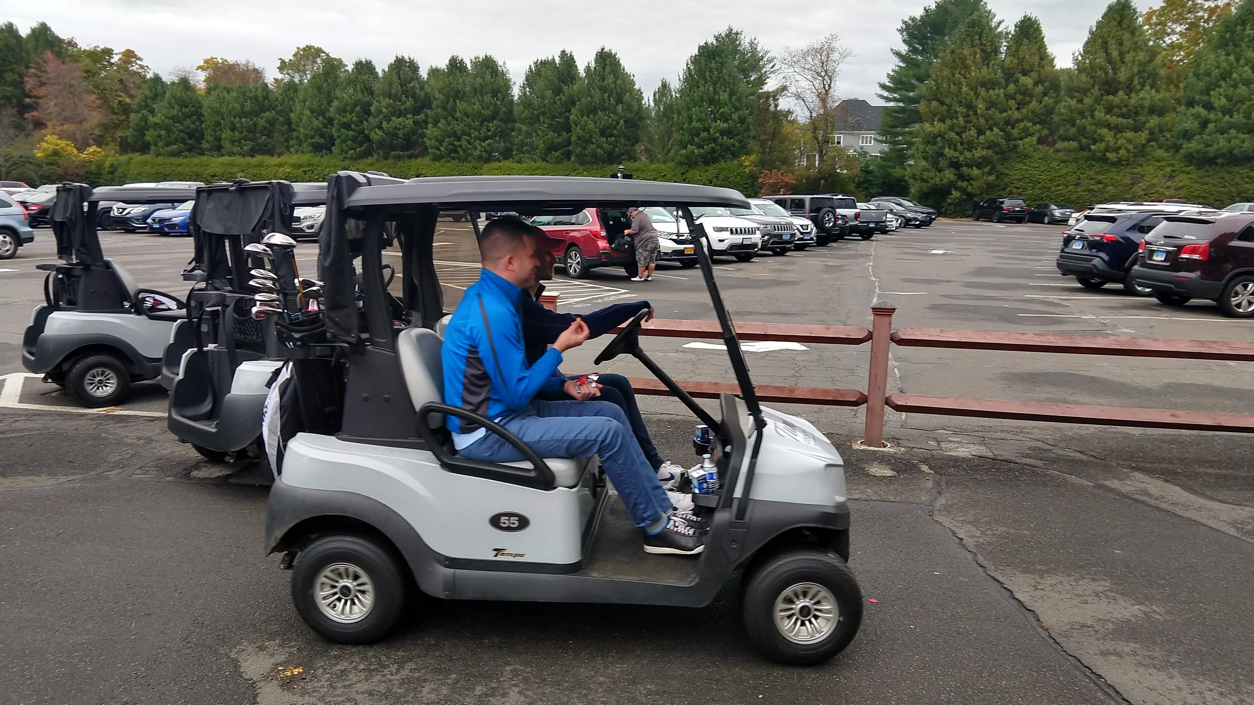 cart-leaving